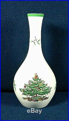 28-pieces Or Less Of Spode Christmas Tree (green Trim) Pat. #s2133 Fine China