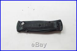 Benchmade 531 Pardue AXIS G10 Fine Blade Knife