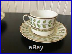 CONSTANCE BY BERNARDAUD Fine China, 5 Piece Place Setting NEW never used